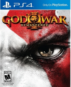 God of War III Remastered (PS4 Download) - PS Plus Required