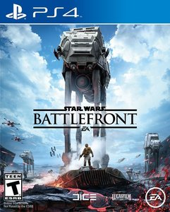 Star Wars: Battlefront (PS4 Download) - PS Plus Required