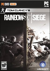 Tom Clancy's Rainbow Six: Siege (PC DVD)