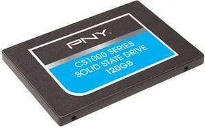 "PNY CS1111 SSD 2.5"" 120GB SSD7CS1111-120-RB"