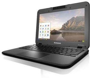 Lenovo N21 Chromebook Celeron N2840, 4GB RAM, 16GB SSD (Refurbished)