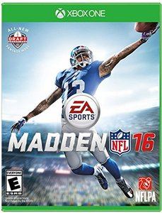 Madden NFL 16 (Xbox One - Pre-owned)