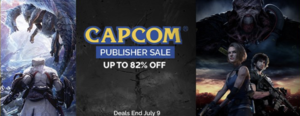 Green Man Gaming Winter Sale: Capcom Titles