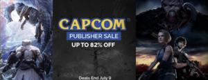 Green Man Gaming Sale: Capcom Titles