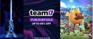 Green Man Gaming Sale: Team 17