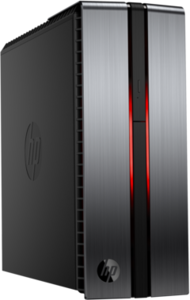 HP ENVY Phoenix 850qe, Core i7-4790, 16GB RAM, GeForce GTX 745, Windows 10