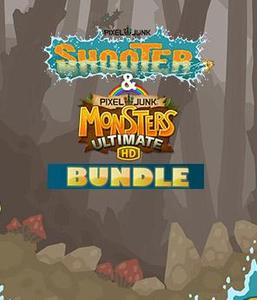 PixelJunk Monsters Ultimate and Shooter Bundle (PC Download)