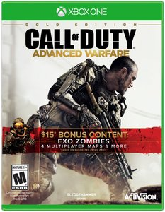 Call of Duty: Advanced Warfare Gold Edition (Xbox One Download)
