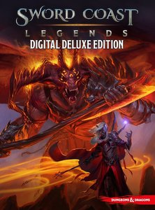 Sword Coast Legends: Digital Deluxe Edition (PC/Mac/Linux Download)