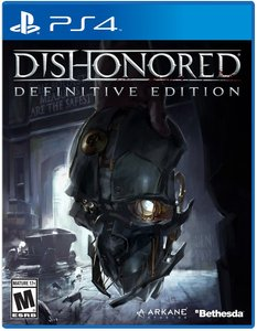 Dishonored: Definitive Edition (PS4 Download) - Requires PS Plus