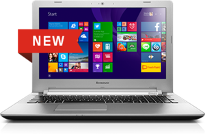 Lenovo Z51 80K600QSUS Core i5-5200U, 8GB RAM, Full HD 1080p, Windows 10