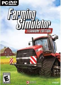 Farming Simulator: Titanium Edition (PC DVD)