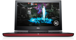 Dell Inspiron 15 7000 Gaming, Core i5-7300HQ, GeForce GTX 1050Ti, 1080p IPS, 256GB SSD, 8GB RAM