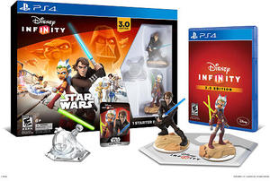 Disney Infinity 3.0 Edition Star Wars Starter Pack (PS4)