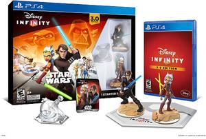 Disney Infinity 3.0 Edition Star Wars Starter Pack (PS4)