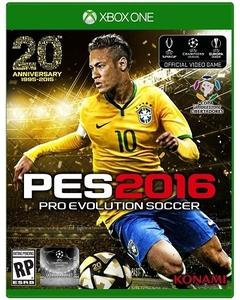 Pro Evolution Soccer 2016 (Xbox One)