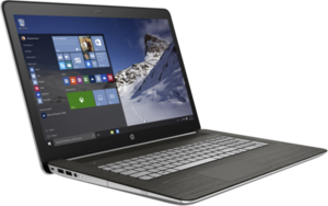 HP Envy 17t Core i7-7500U, 16GB RAM, 512GB SSD, GeForce 940MX