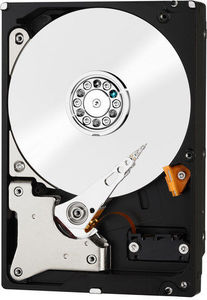 Western Digital Red 4TB Hard Drive - WD40EFRX
