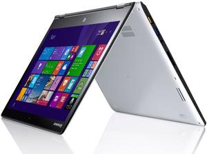 Lenovo Yoga 3 14 80JH00LJUS Core i3-5005U, 4GB RAM, 128GB SSD, Full HD 1080p (Silver)