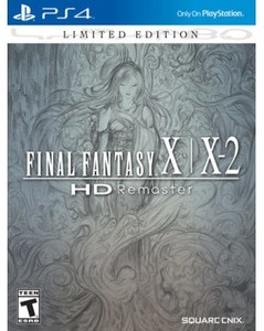 Final Fantasy X|X-2 HD Remaster - Limited Edition (PS4)