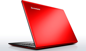 Lenovo U31-70 80M500E5US Core i5-5200U, 8GB RAM, Full HD IPS 1080p (Red)