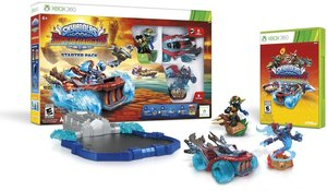 Skylanders SuperChargers Starter Pack (Xbox 360)