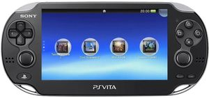 PlayStation Vita 1st Gen WiFi (Refurbished)