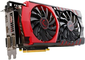 MSI Radeon R9 390 Gaming 8GB GDDR5 Video Card + Total Warhammer