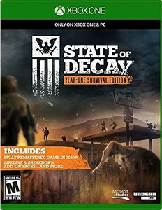 State of Decay Year-One Survival Edition (Xbox One Download) - Gold Required