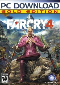 Far Cry 4 Gold Edition (PC Download)