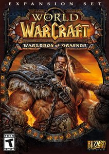 World of Warcraft: Warlords of Draenor (PC DVD)