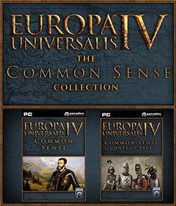Europa Universalis IV: Common Sense Collection (PC Download)