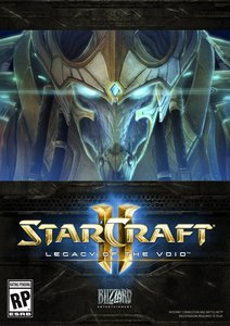Starcraft II: Legacy of the Void (PC DVD)