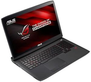 Asus ROG G751JY-WH71 Core i7-4720HQ, 16GB RAM, 1TB HDD + 128GB SSD, GeForce GTX 980M 4GB, Full HD 1080p