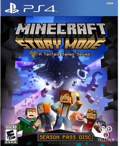 Minecraft: Story Mode - Season Pass (PS4 Download)