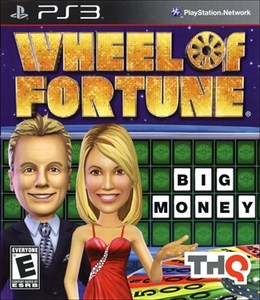 Wheel of Fortune (PS3) - Pre-owned
