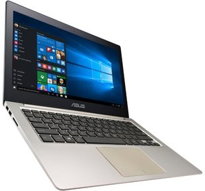 Asus Zenbook UX303UB Core i7-6500U, 12GB RAM, 512GB SSD, GeForce GT 940M (Refurbished) + Logitech Mouse