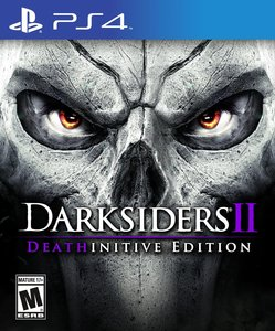 Darksiders II: Deathinitive Edition (PS4) - Pre-owned
