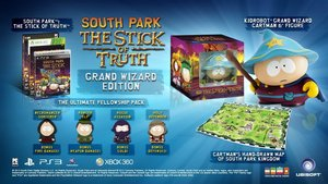 South Park: The Stick of Truth Grand Wizard Edition (PS3)
