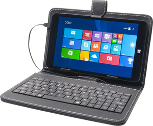 KMS 8-inch 16GB Tablet + Keyboard Case