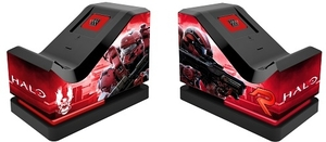 Halo 5: The Guardians Charging Stand (Red or Blue) + $15 eGift Card