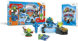Skylanders Trap Team Starter Kit (Wii)