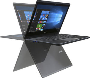Acer Aspire R14 2-in-1 Core i5-6200U Skylake, 8GB RAM, 256GB SSD, Full HD 1080p Touch