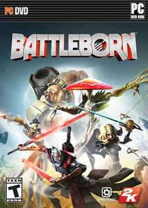 Battleborn (PC DVD)