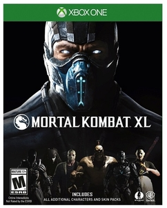 Mortal Kombat XL (Xbox One Download) - Gold Required