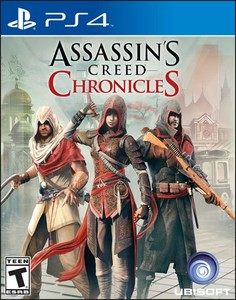 Assassin's Creed Chronicles Trilogy Pack (PS4)