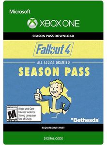 Fallout 4 Season Pass (Xbox One Download) - Gold Required