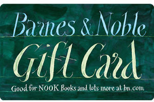 $50 Barnes n Noble Gift Card