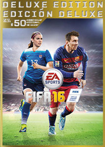 FIFA 16 Deluxe Edition (PC Download)