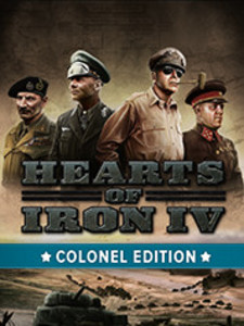 Hearts of Iron IV: Colonel Edition (PC Download)